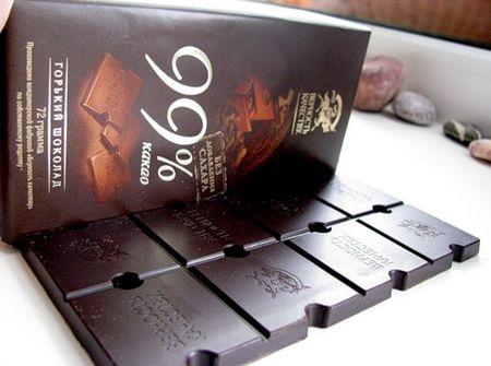 Шоколад 99% какао