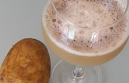Картофельный сок