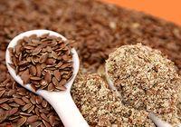 Роль семян льна в лечении онкологии